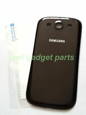 New OEM  Samsung Galaxy S3 Battery Back Door i9300 i535 T999 L710 i747- BROWN~US