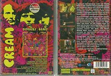 RARE / DVD - CREAM - CLAPTON MANFRED MANN JOHN MAYALL THE STORY NEUF EMBALLE NEW