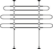 grille pour chiens auto Garde UNIVERSAL réglable Garde de voiture 84647