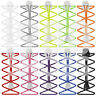 Elastic Sports Laces Lock Shoelaces Running Triathlon Shoe Trainer Jogging Run
