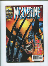 Wolverine #145 (9.0) Best at What He Does - 1999