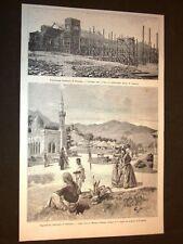Esposizione nazionale di Palermo nel 1891 Galleria del lavoro e Mostra Eritrea