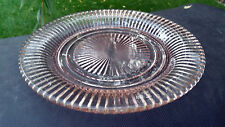 """Pink Queen Mary 9 3/4"""" Dinner Plate # 426"""