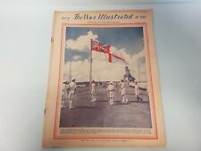 The War Illustrated No. 150 Vol 6 1943 Illustrious Mareth Line Tunisia Alaska
