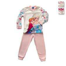 Pigiama bambina Frozen Disney in Pile WD22979 V389