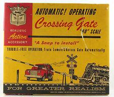 VINTAGE ARISTO-CRAFT HO GAUGE AUTOMARTIC OPERATING CROSSING GATE(5P)