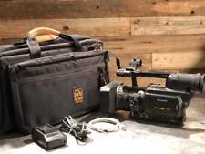 Panasonic AG-HVX200AP Camera - Ready to Shoot, 568hours, Porta Brace Bag, Tested