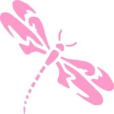 "Dragonfly Vinyl Car Decals, Graphics (5"" x 5"" right)"