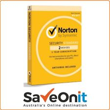 Norton Internet Security Standard 2018 Email Key 2 Device PC 1 Year