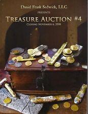 Daniel Frank Sedwick Treasure Auction 4, November 2008, shipwreck treasure coins