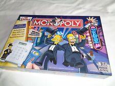 Monopoly The Simpsons neuwertig