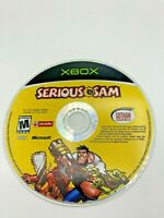 Microsoft Xbox Disc Only Tested Serious Sam Ships Fast