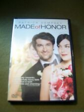 Made of Honor (2008, DVD) Patrick Dempsey