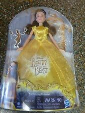 Beauty and Beast Belle Enchanting Melodies Singing Doll Emma Watson 630509503100