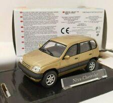 CARARAMA 1/43 Lada Niva Gold / OR
