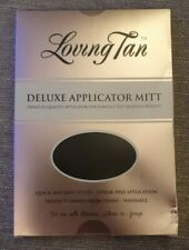 Loving Tan Self Tanning Deluxe Applicator Mitt fir Fake Tan - Soft Application