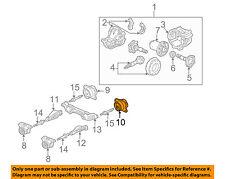 50740-S2A-023 Honda Rubber assy. 50740S2A023
