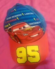 Kids Cars Hat Cap Adjustable One Size Fits Most