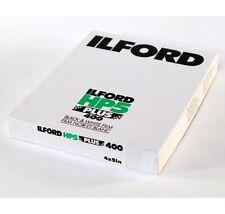 Ilford HP5 Plus Negro Y Blanco 4x5 Hoja De Película 400 ISO 25 Hojas