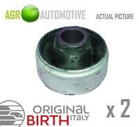 2 x BIRTH FRONT AXLE CONTROL ARM WISHBONE BUSH PAIR OE QUALITY REPLACE 2191
