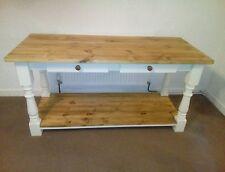 5ft handmade solid pine shabby chic dresser/sideboard