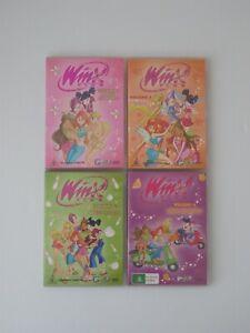 WINX CLUB volume 1 2 3 4 region 4 PAL Royal Heartbreak Miss magix It Feels Like