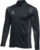 Nike Men's Air Jordan Flight Team Black Full-Zip Jacket 924707-010 Size Small