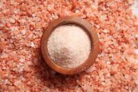 Pink Himalayan Crystal Salt 1 lb Natural Organic Fine Grain Ancient Sea Salt