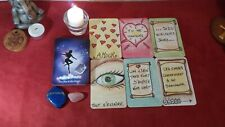 L'Oracle d'Annabella - Des Fées et des Anges - Jeu Divinatoire de 33 cartes*