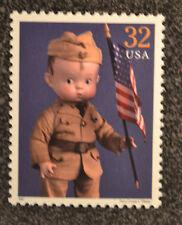 1997USA   #3151m  32c Classic American Dolls Stamp - Percy Crosby's Skippy  Mint