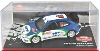 Modellauto 1:43 Rallye Monte Carlo 2005 Citroen Xsara WRC Stohl & Minor Altaya