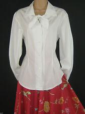Laura Ashley Cotton Hip Length Tops & Shirts for Women