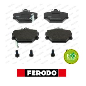 KIT SERIE PASTIGLIE FRENO ANTERIORE SMART FERODO FDB1162