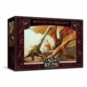 Song of Ice and Fire: MOTHER OF DRAGONS Pre-Order