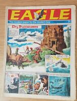 EAGLE COMIC Vol 19 No 27 DAN DARE: SKY BUCCANEERS - 6th JULY 1968