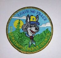 BSA Patch Boy Scouts of America Utah National Parks Council