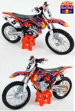 Modellini statici di auto, furgoni e camion motocross in plastica scala 1:18