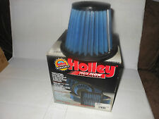 "Holley 222-3 CONICAL AIR FILTER --6 7/8"" X 3 7/8"" X 5 1/4"""