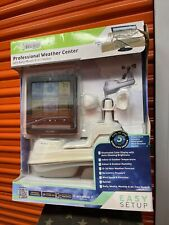 AcuRite Iris 5-in-1 PRO Weather Station & Color Display & PC Connect Model 02064