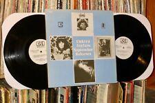 FREDDIE MERCURY/QUEEN Elektra 1973 Sampler 2LP (rare promo-only/linda ronstadt)