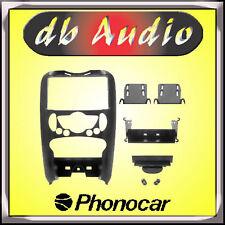 Phonocar 3/571 Mascherina Autoradio Mini R56 Nero 2 DIN Adattatore Cornice Radio