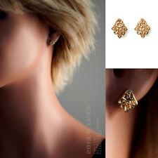 Boucles d'oreilles Main Fatma PLAQUE OR NEUF - 2095342