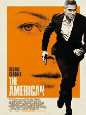 16637 // THE AMERICAN GEORGES CLOONEY DVD  NEUF