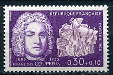 STAMP / TIMBRE FRANCE NEUF LUXE ** N° 1550 ** CELEBRITE / FRANCOIS COUPERIN