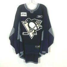 Pittsburgh Penguins Game Practice Used Worn Goalie Cut Jersey Marc Andre Fleury