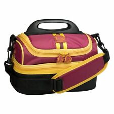 Brisbane Broncos NRL Insulated Back to School Lunch Box Cooler BAG Birthday Gift