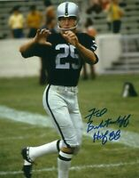 Fred Biletnikoff Autographed Signed 8x10 Photo ( HOF Raiders ) REPRINT