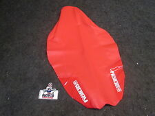 Yamaha YZF450 2010-2013 New Enjoy MFG all red gripper seat cover YZ2456