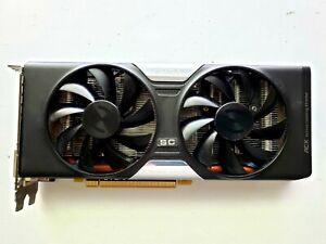 EVGA Nvidia GeForce GTX 760 2GB GPU GDDR5 Graphics Card ACX SC  PC Gaming