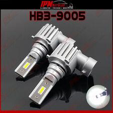 HB3 9005 Set Led Light Bulbs Xenon Bright White Headlight Fog Light Front Canbus